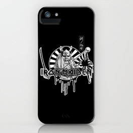 """IRON MAIDEN EXPEDITION"" iPhone Case"