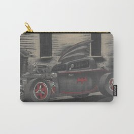 Hot Rod Batmobile  Carry-All Pouch