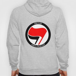 Proud Antifascist Hoody