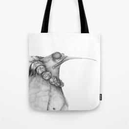 Testicollar Trilobite Tote Bag