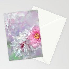 peony love N°6 Stationery Cards