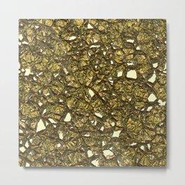 Jagged Stone 3B Metal Print