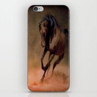 pride iPhone & iPod Skins featuring Pride by Robin Curtiss