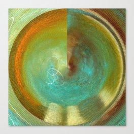 Eternity Polar Effect Canvas Print