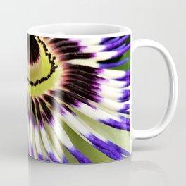 Hypnotic flower Coffee Mug