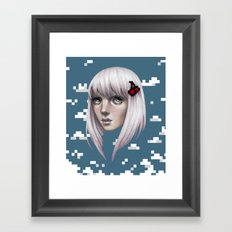 Bitty Framed Art Print