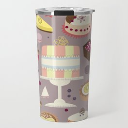 Patisserie Cakes and Good Things Travel Mug
