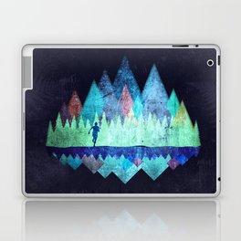 Trailrunning Laptop & iPad Skin