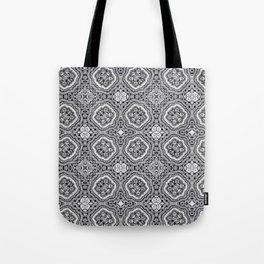 Doodle Pattern 4 Tote Bag