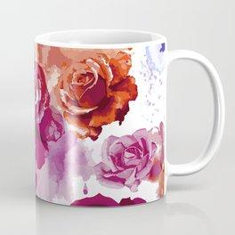 Watercolor Roses 7 Coffee Mug