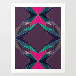 Fractal  Art Print