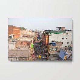 India New Delhi Paharganj 5519 Metal Print