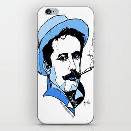 Giacomo Puccini Italian Composer iPhone Skin