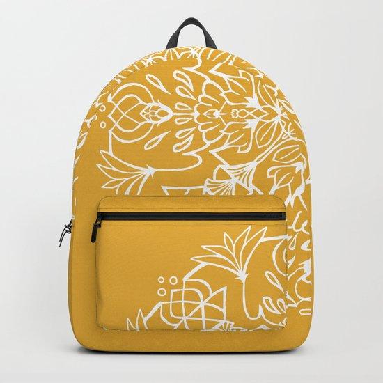 Lotus Mandala - Sunny Yellow by olooriel