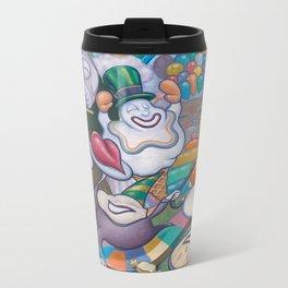 2's My Favorite 1 Metal Travel Mug
