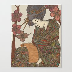 Masamiosa Canvas Print