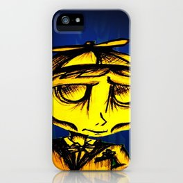 Ghoul #4, Tomfoolery iPhone Case