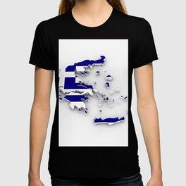GREECE LOVE T-shirt