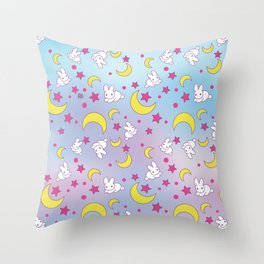 Usagi' s Pattern Throw Pillow