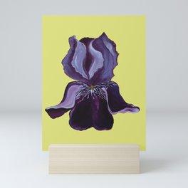iris solo Mini Art Print
