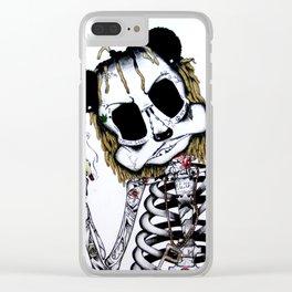 Wiz Clear iPhone Case