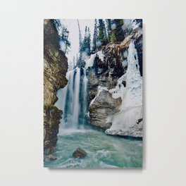 Johnston Canyon Pt.2 Metal Print
