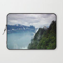 End of the Lake. Laptop Sleeve
