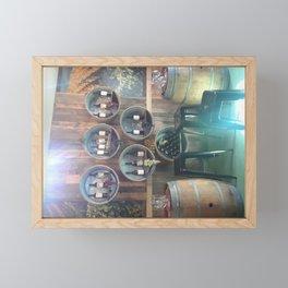 Wine Sublime! Framed Mini Art Print