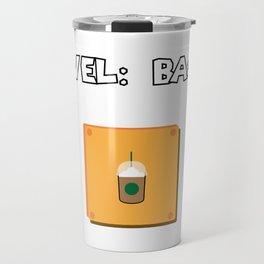Level: Basic Travel Mug
