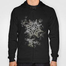 Zendala snowflake denim Hoody