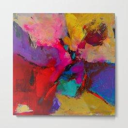Shades of Colors Metal Print