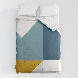 Modern Geometric 19 Bettbezug