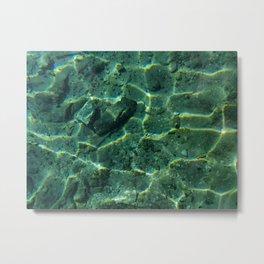 Spring Water (RockBottom) Metal Print