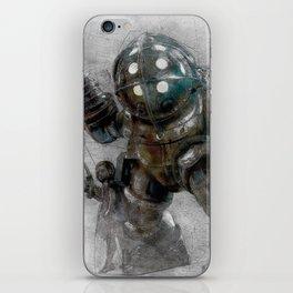 BioShock 1 iPhone Skin