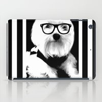 ewok iPad Cases featuring Ewok. A dogs Life  by Kristy Patterson Design