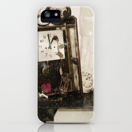 O Son dos recordos(II) - The sound of memories iPhone Case
