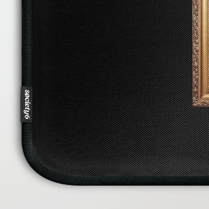 Broken By Design Laptop Sleeve
