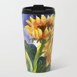 Girasoli Travel Mug