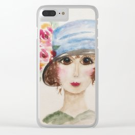 Millie Clear iPhone Case