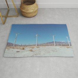 Palm Springs Windmills VIII Rug