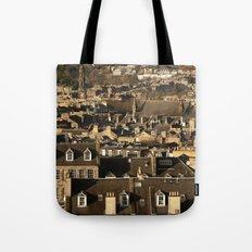 Edinburgh Rooftops Tote Bag