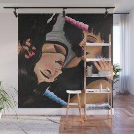 Unicorn Love Wall Mural
