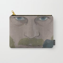Ragnar Lothbrok from Vikings Carry-All Pouch