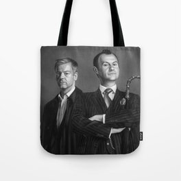 The British Government Tote Bag