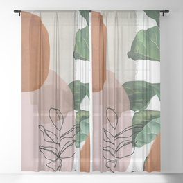 Simpatico V2 Sheer Curtain