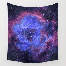 Supernova Explosion Wall Tapestry