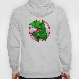 Angry Tyranosaurus rex  Hoody