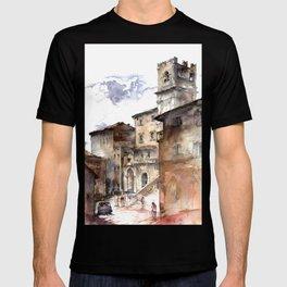 Cortona, Italy T-shirt