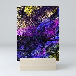 Abstract 8349 Mini Art Print