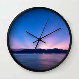 Ray of Light Wall Clock